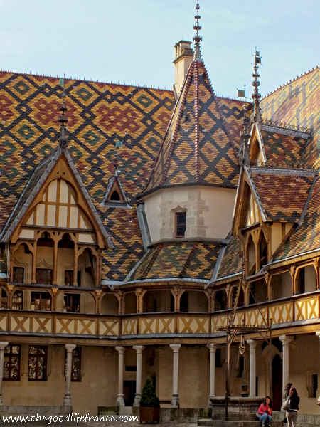 hospice de beaune burgundy hotel dieu