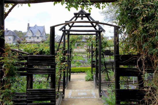jardin du prieure quimper