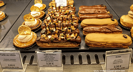 french-eclair