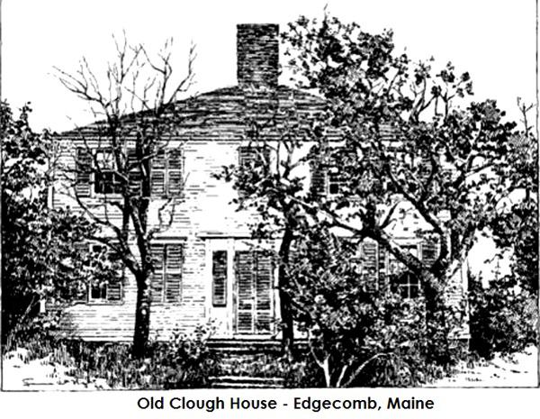 Marie Antoinette Clough house