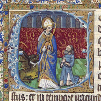 st-romain-with-dragon