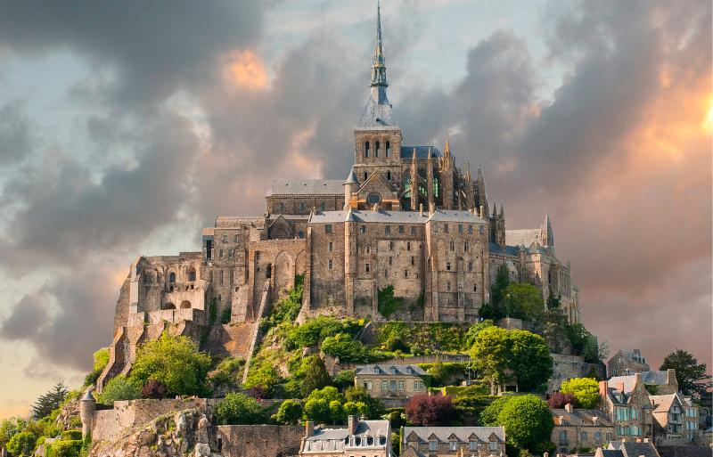 Image of Mont St Michel