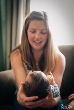 The Good Life Photography   Cleveland Area Photographer   Newborn-9