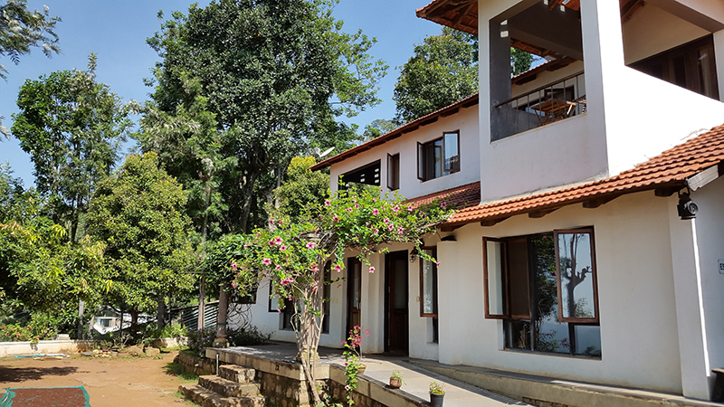 The OLand estate house
