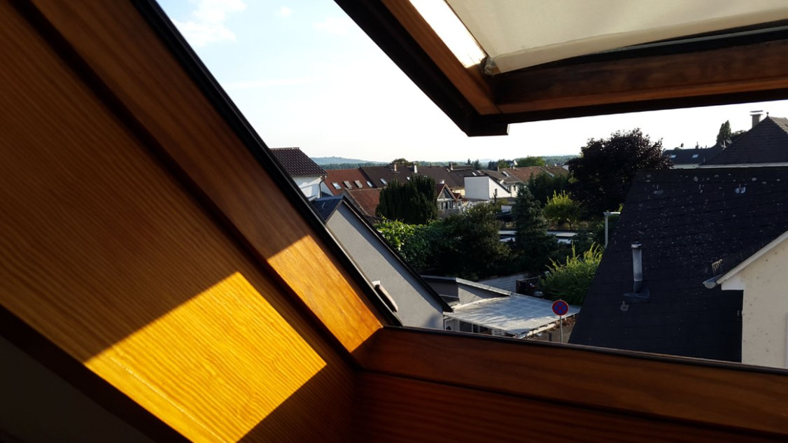 Attic in Oestrich-WinkelA road trip through Germany, and other ways to pass the time (Part 3): the Rhine valley
