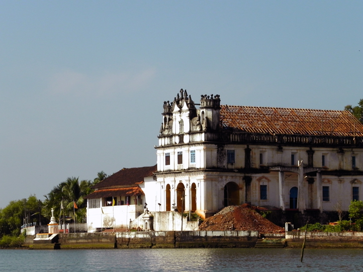 Church on the riverbank - An off-the-beaten-path Goan holiday