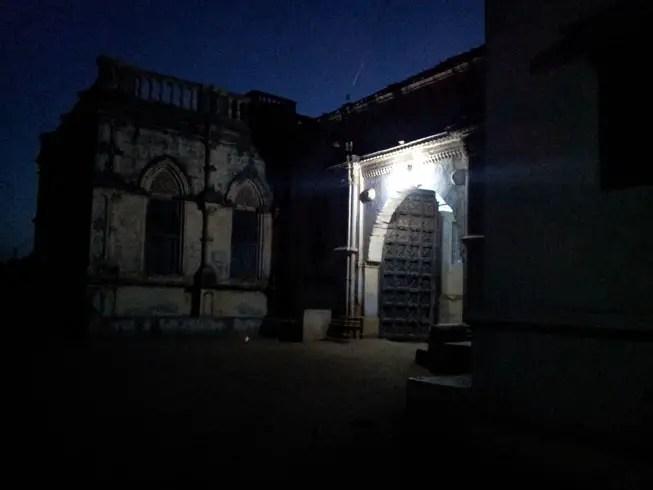 Gujarat_DevpurHomestay_Entrance - The colours of Kutch