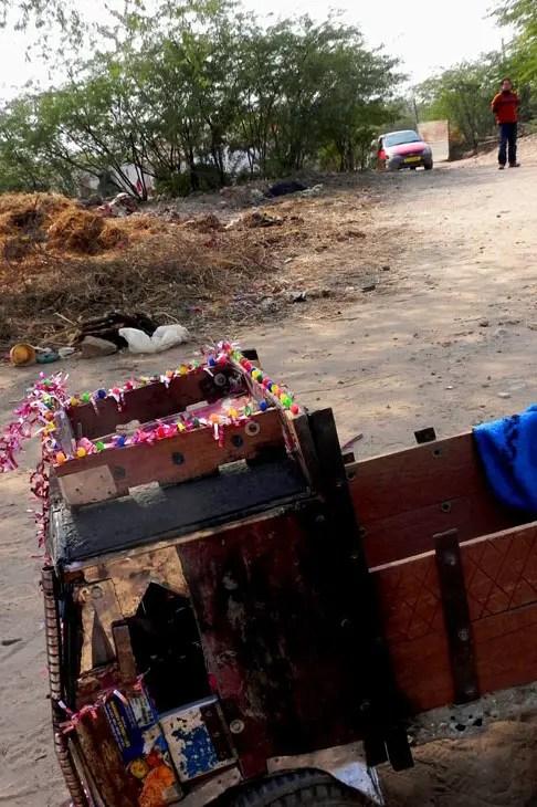 Gujarat_Khavda_ModelTruck - The colours of Kutch