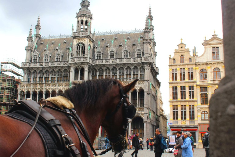 City museum - A road trip through Germany, and other ways to pass the time (Part 2): Brussels and Nieuwpoort