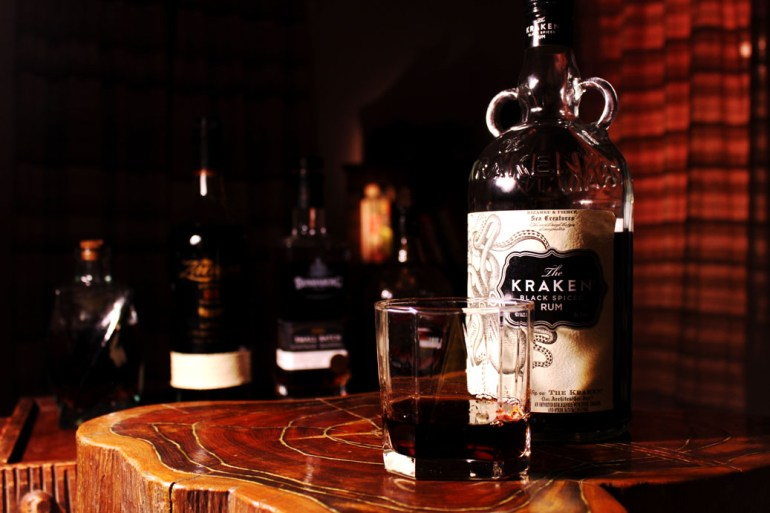 The Kraken - Five great dark rums from all over the world that you need to try