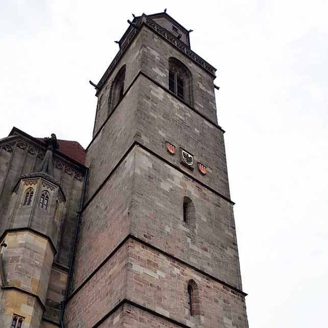 Dinkelsbuehl - Tower