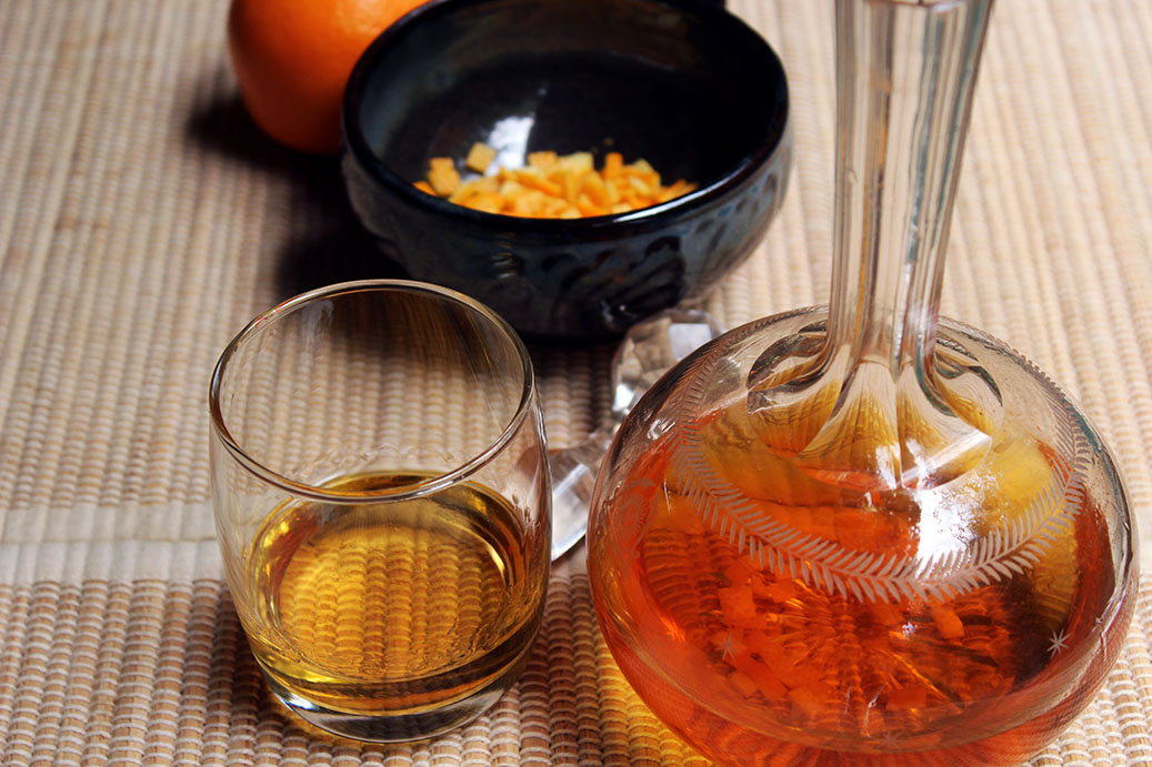 Infusions - Hacienda whiskey - Four easy infusions with which to spice up your home bar