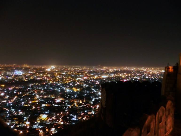 Jaipur - View from Jaigarh - Eight great reasons why you should visit Rajasthan, 'land of kings'
