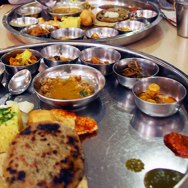 Jodhpur - Thali - Eight great reasons why you should visit Rajasthan, 'land of kings'