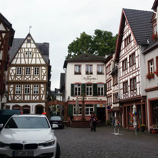 Mainz - Old tavern