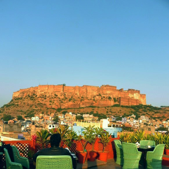 Mehrangarh - morning view