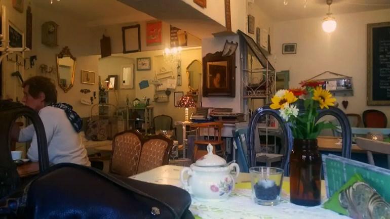 Rothenburg - Cafe 1