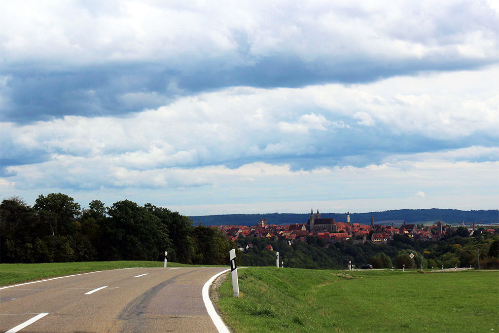 Rothenburg - First view