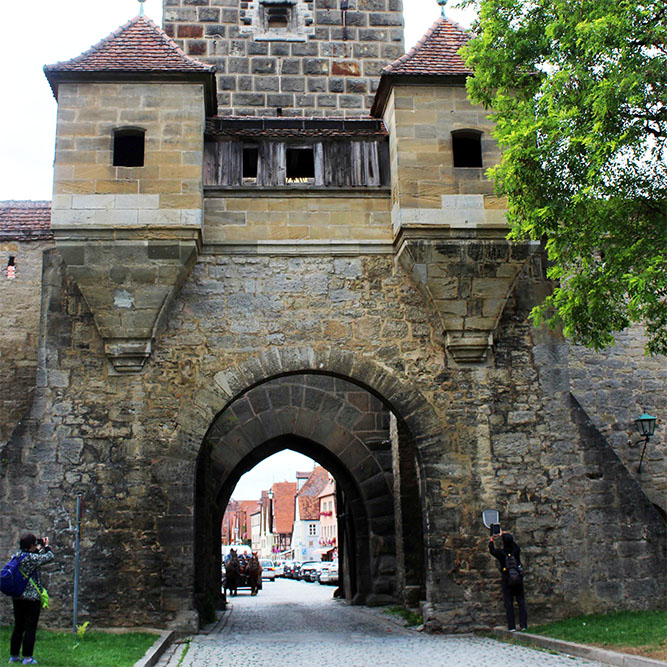 Rothenburg - Gate