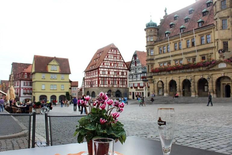 Rothenburg - Square