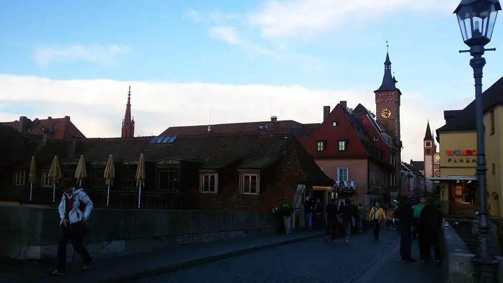 Wuerzburg - Bridge 1