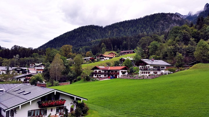 Quaint houses - Ainring, Salzburg and the Jenner: A road trip through Germany, and other ways to pass the time (Part 5)
