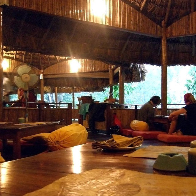 Andamans-Havelock-Barefoot restaurant