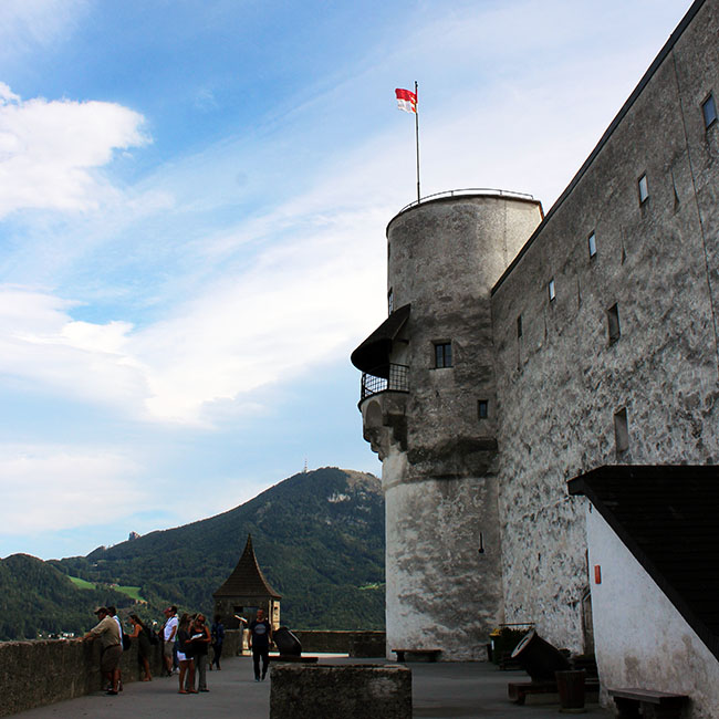 Ramparts - Ainring, Salzburg and the Jenner: A road trip through Germany, and other ways to pass the time (Part 5)