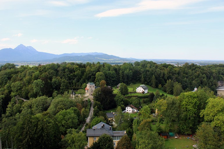 adjoining hill - Ainring, Salzburg and the Jenner: A road trip through Germany, and other ways to pass the time (Part 5)