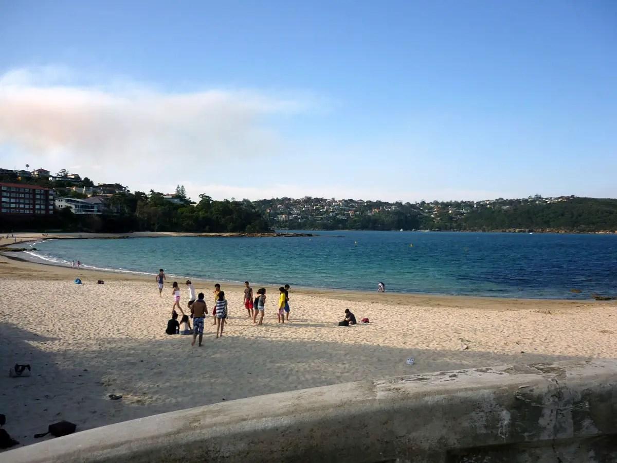 Sydney - Balmoral beach 2