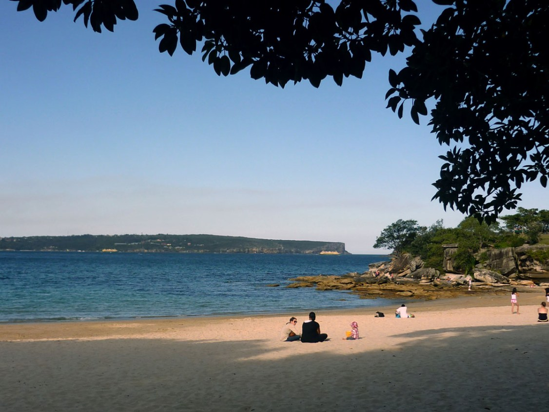 Sydney - Balmoral beach 3