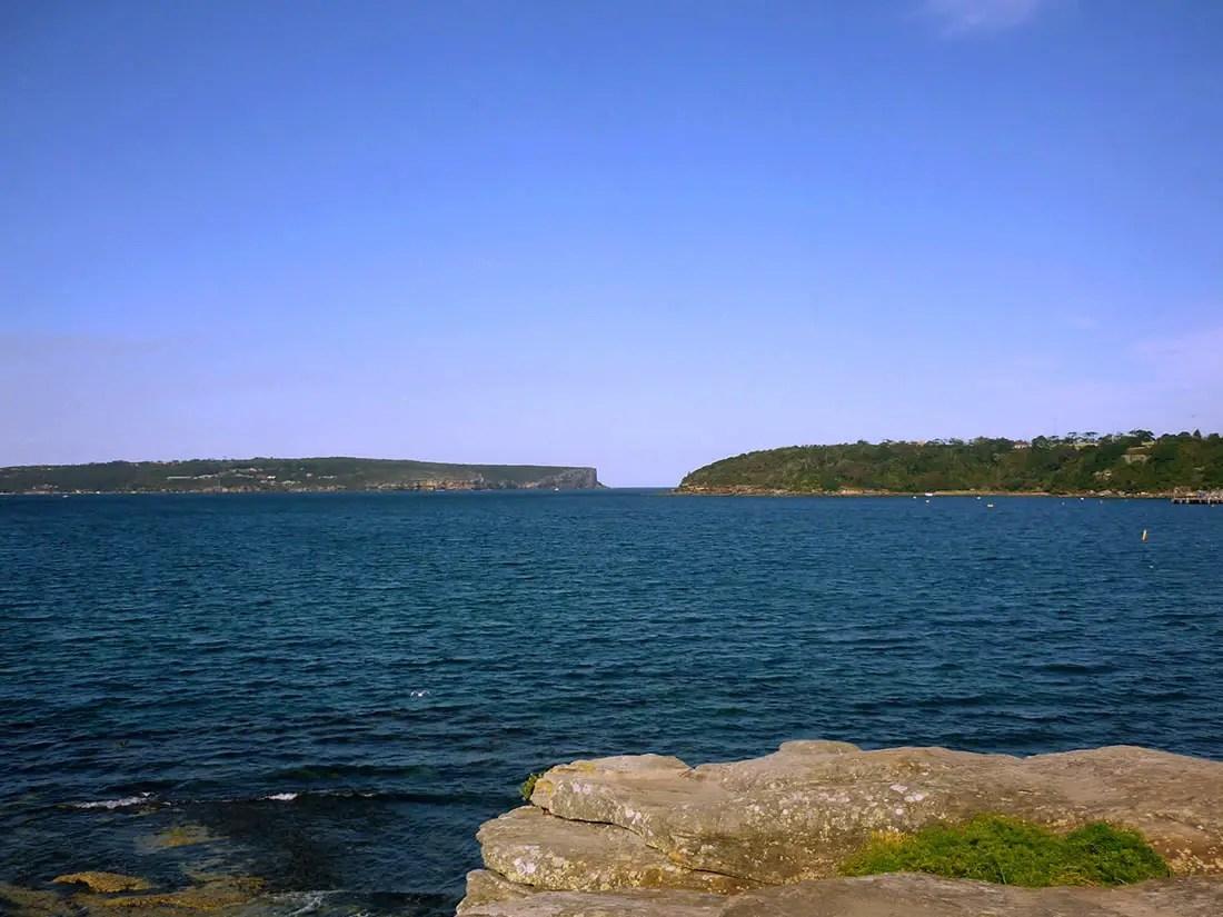 Sydney - Balmoral beach 4