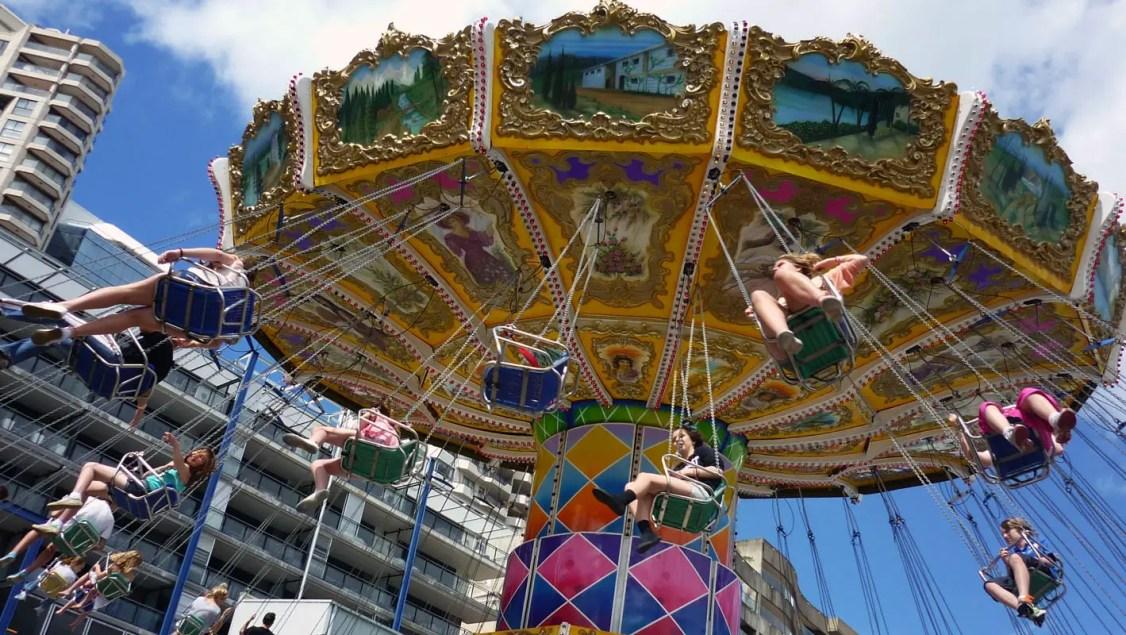 Sydney - McMahons Point Luna park