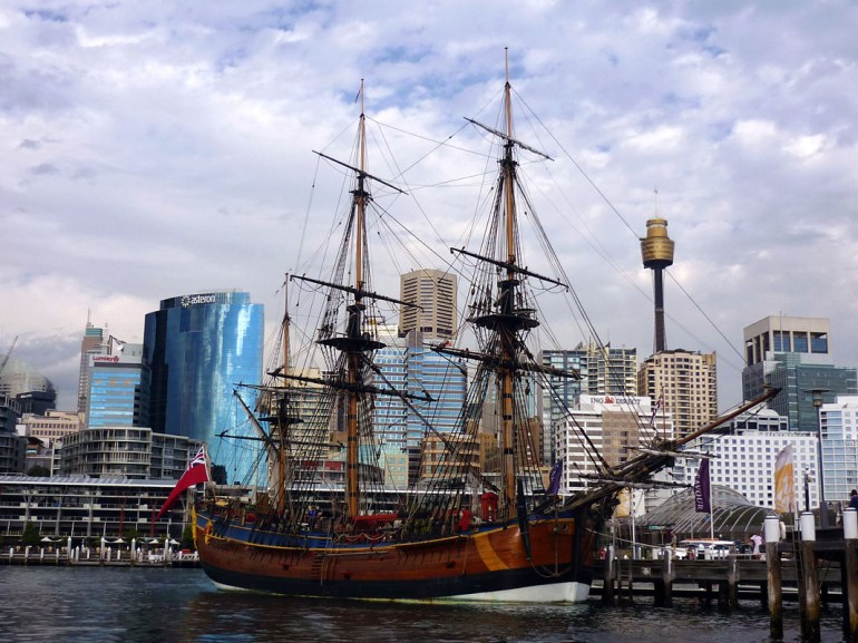 Sydney - Schooner