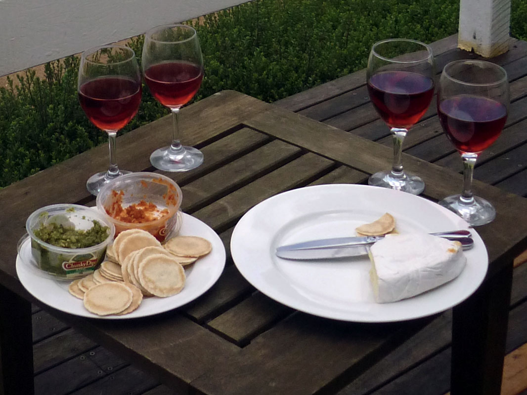 Sydney - Southern highlands wine and crackers