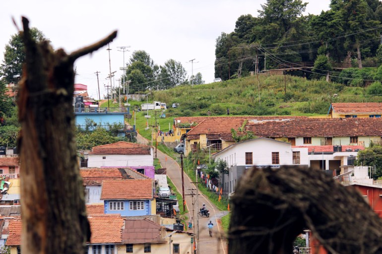 Coonoor - Local houses - mountain holiday destinations in India