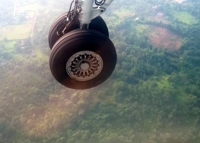 Coorg - Approach to Mangalore airport.jpg