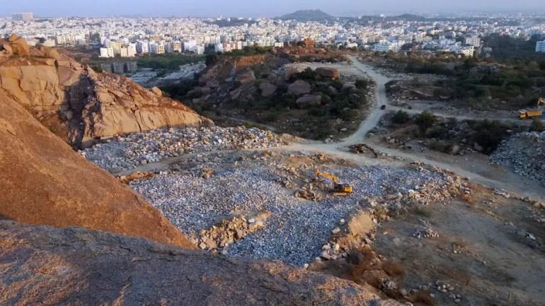 Fakhruddingutta - Quarry