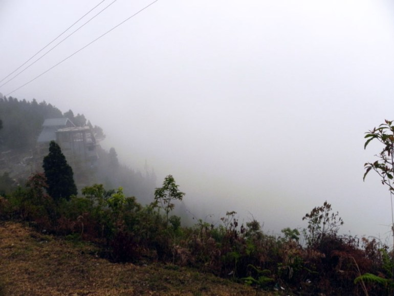 Kalimpong -Deolo hill house - mountain holiday destinations in India