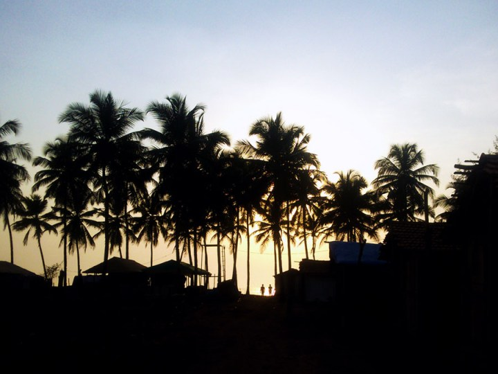 Agonda - eating and acco - walk to the beach - perfect base for a Goa trip