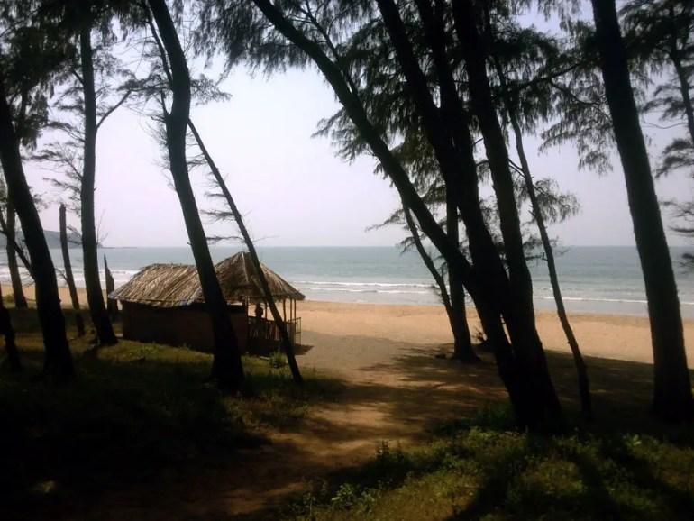 Agonda - nearby beaches -Galgibaga entrance - perfect base for a Goa trip