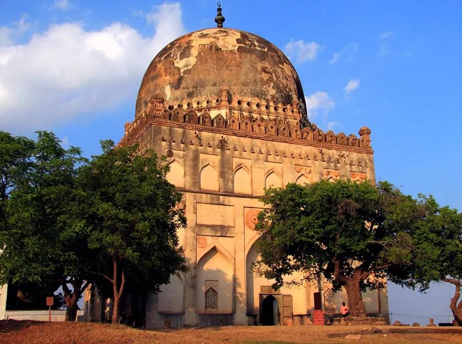 Tomb of Sultan Ahmed Shah al-Wali, Bidar, Karnataka, India