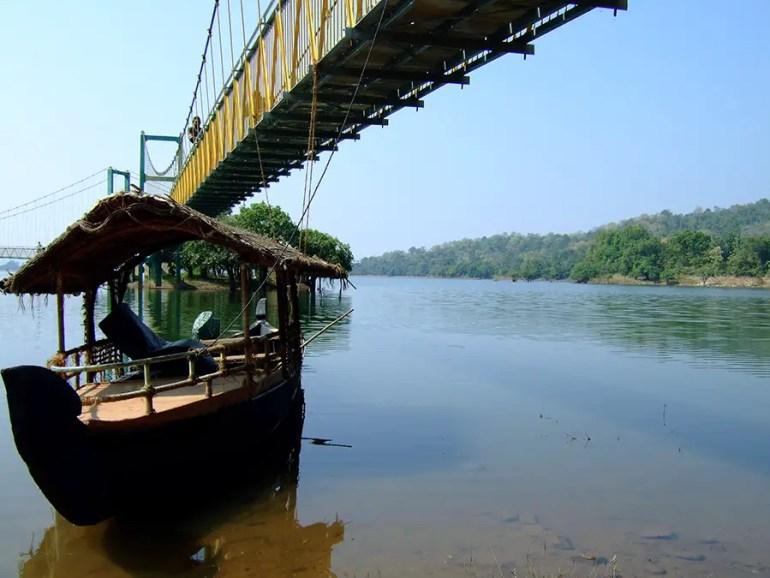 Laknavaram lake, Warangal, Telangana, India