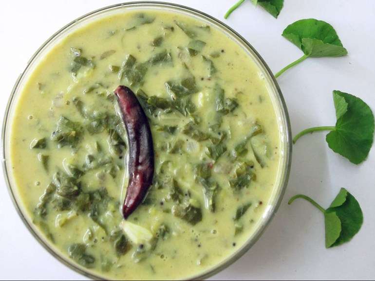 Kootu - vegetables and lentils - Taamil Nadu - vegetarian dishes from India