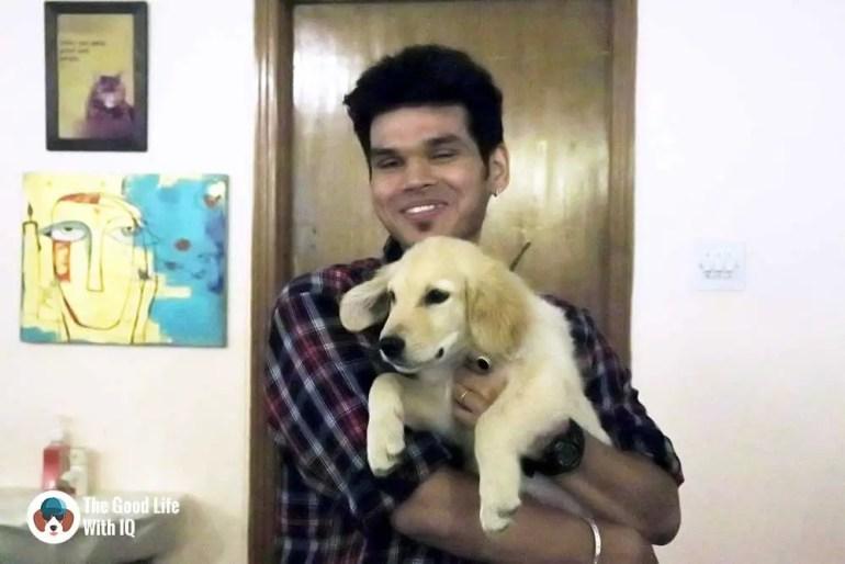 Deven Baheti - The Pet Café: Hyderabad's new pawty hotspot
