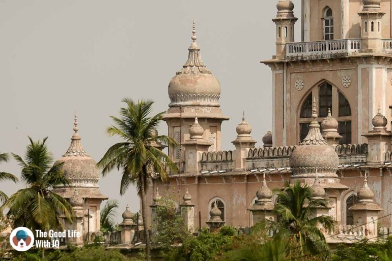 Osmania hospital - Things to do on the weekend in Hyderabad: The chaotic but interesting Salar Jung Museum
