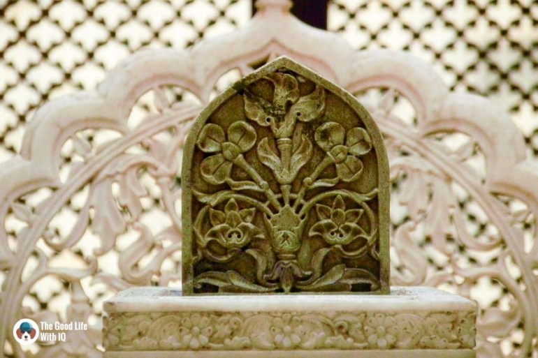 Paigah tombs Hyderabad heritage