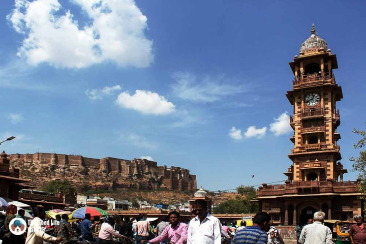 Jodhpur Sardar Market Heritage.JPG
