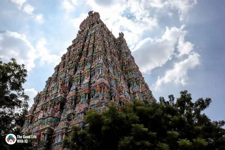 Madurai Gopuram Heritage