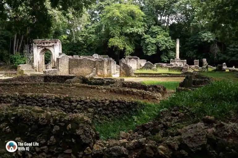Malindi Gedi Heritage